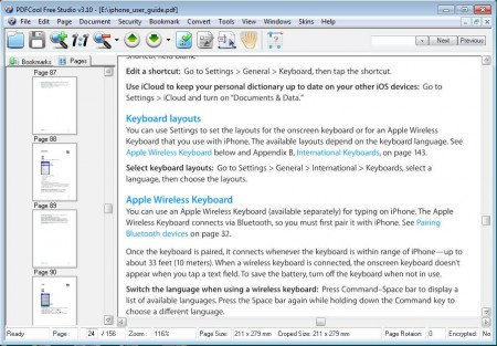 free PDF management software