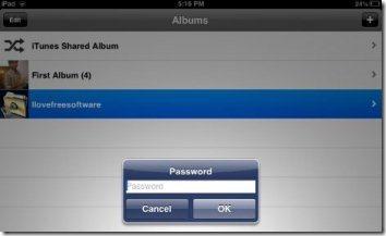 Private Photo Vault Password