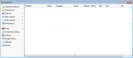 ShareX screenshot taking software