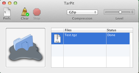 TarPit mac