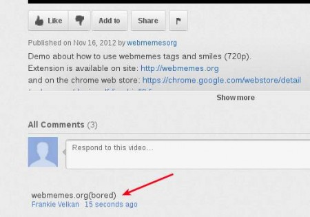 Webmemes unsupported browser