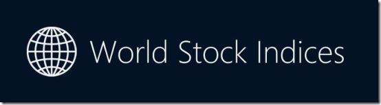Windows 8 Stock app