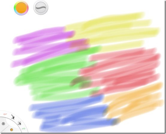 Windows 8 drawing app