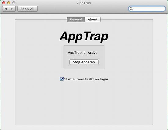 apptrap uninstaller for mac