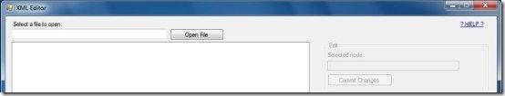 codefunk free xml editor