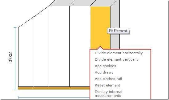 cupboard elements