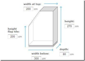 design a cupboard step 1
