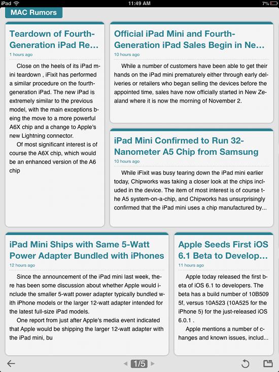 dolphin browser ipad webzine