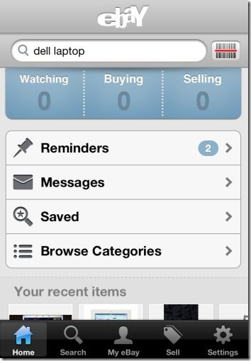 eBay For iPhone: Official eBay App For iPhone