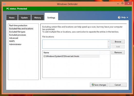 how to Block Websites In Windows