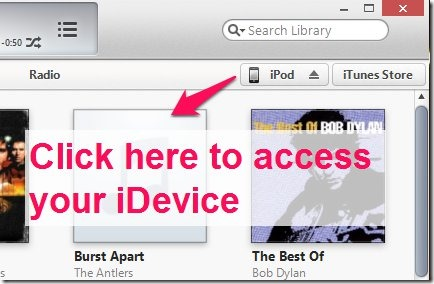 how to sync iphone with itunes 11