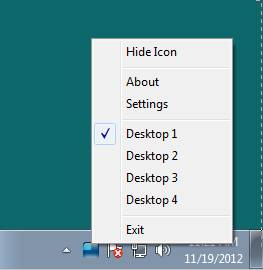 free virtual deskop default window