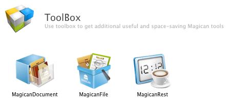magican toolbox