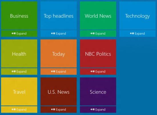nbcnews.com windows 8 app