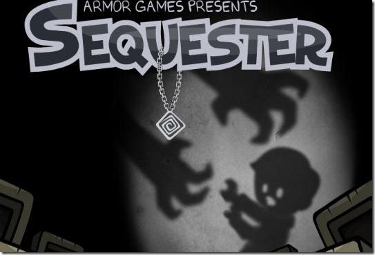 online puzzle game sequester