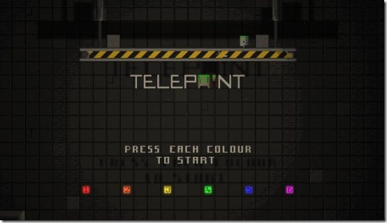 free puzzle game telepaint
