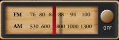 radio clock for mac tunner