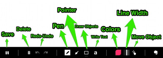 skitch for windows 8 toolbar how to