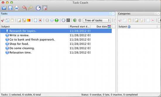 task coach for mac