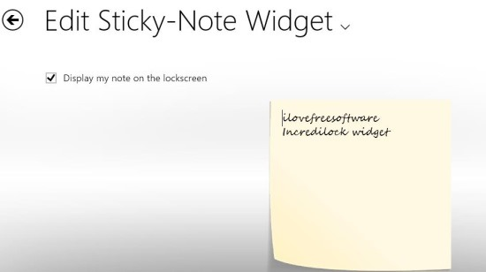 tuneup sticky note