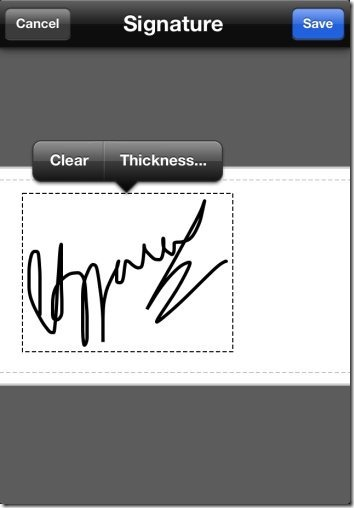 Adobe Reader Signature