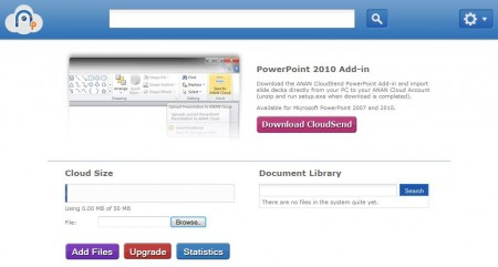 Anan power point presentation management
