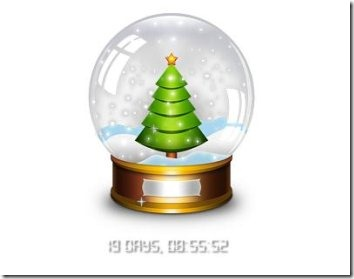 Free Christmas Countdown Clock