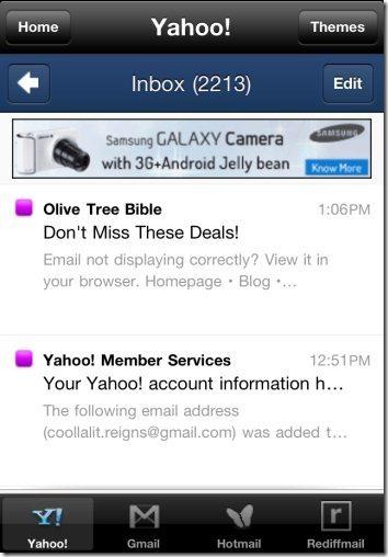 EBin Yahoo