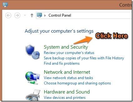 Enabling Remote Desktop In Window 8