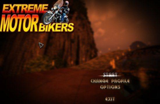 ExtremeMotorbikers free bike game