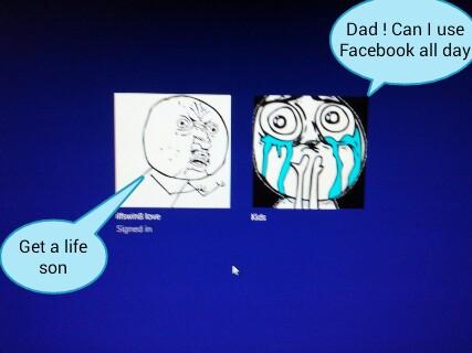 Family Safety In Windows 8 meme