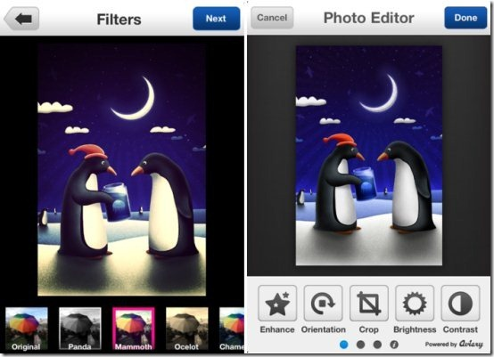 Flickr Effects