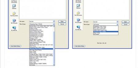 Formats Customizer default window