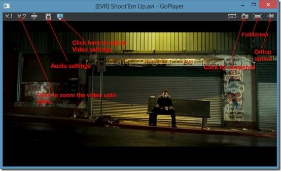 GoPlayer 002 free media player