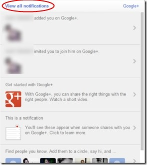 Google  Notifications 03 google  extension