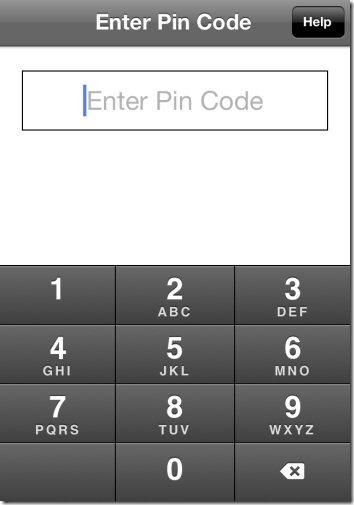 Hide It Pro Password
