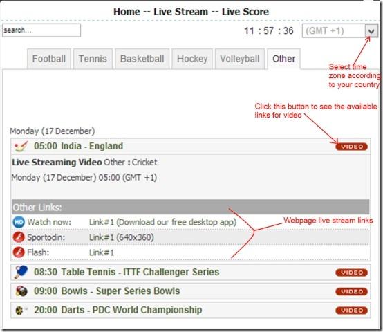 Live Sports 002 watch live sports