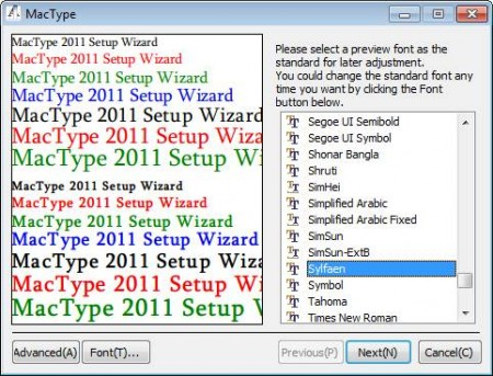 Add Mac Fonts To Windows Using MacType