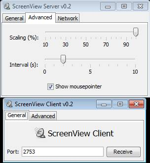 ScreenView free remote screen sharing software