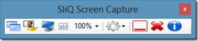 SliQ screen capture 01 free screen capture software