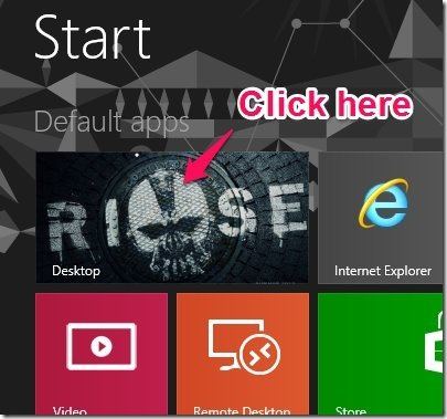 Steps to mount ISO files in Windows 8