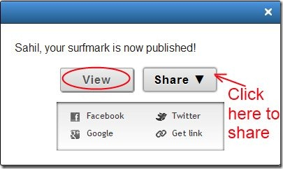 Surfmark add-on 03 free webpage capture