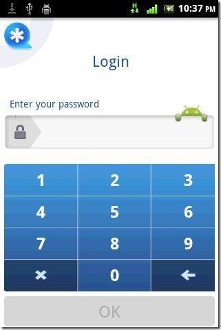 Vault Hide Password
