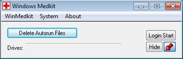 Windows Medkit to repair windows default window