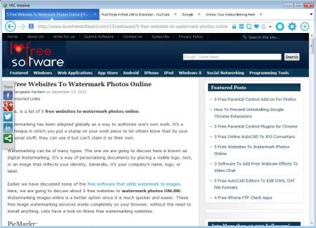 YRC Weblink running tabs