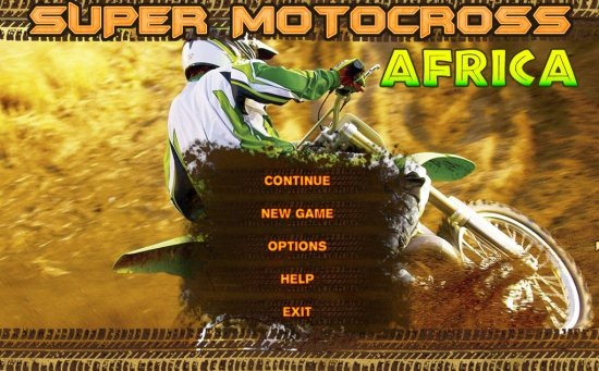 bike racing game motocros