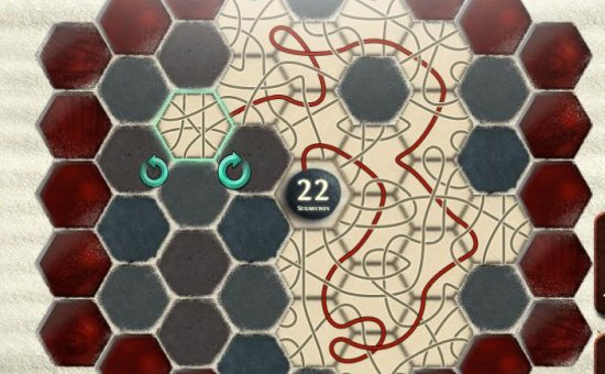 entanglement free puzzle game