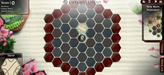 free puzzle game entanglement