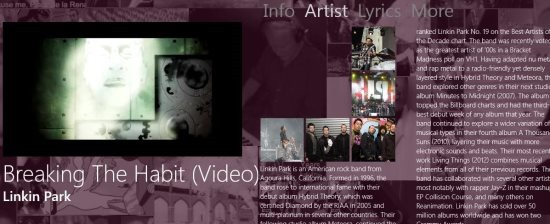 music videos app for windows 8 youvue