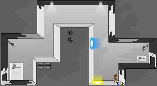 Portal game online